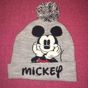 Mickey Mouse Disney Beanie
